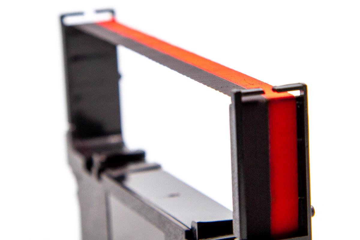 Epson ERC-38 (Box Of 6) Black Red Ribbon Cartridge ERC 30 / 34 / 38 Ink