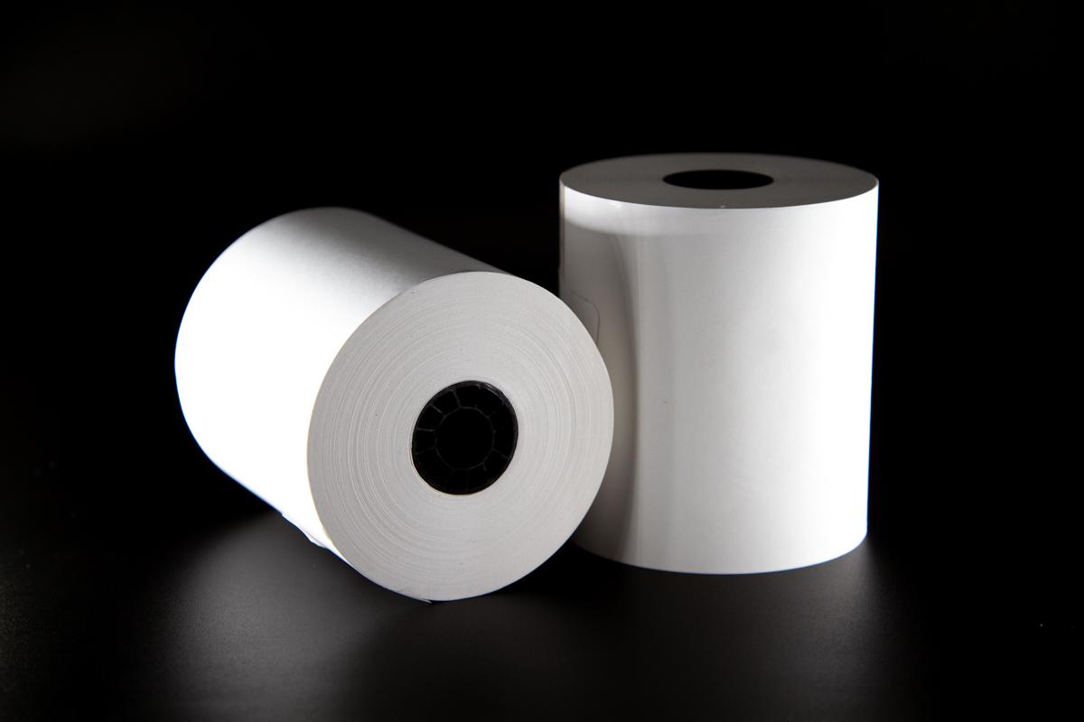 3 1/8? X 230? Thermal Receipt Paper Rolls (Box of 50 Rolls)